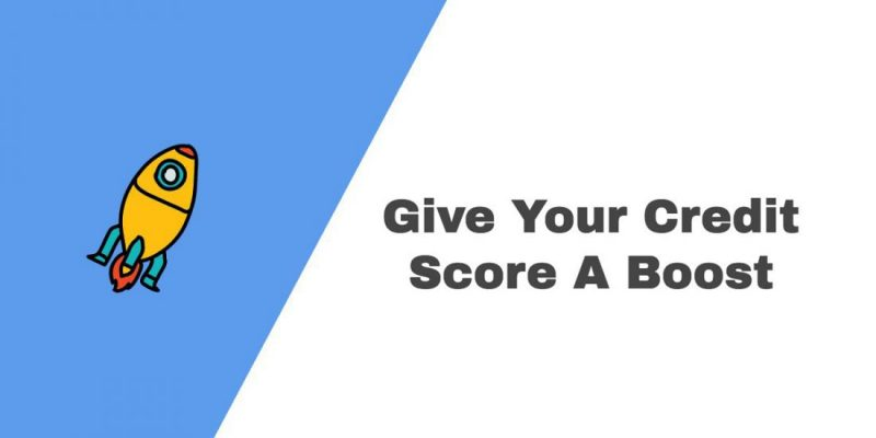 Give your credit score a boost
